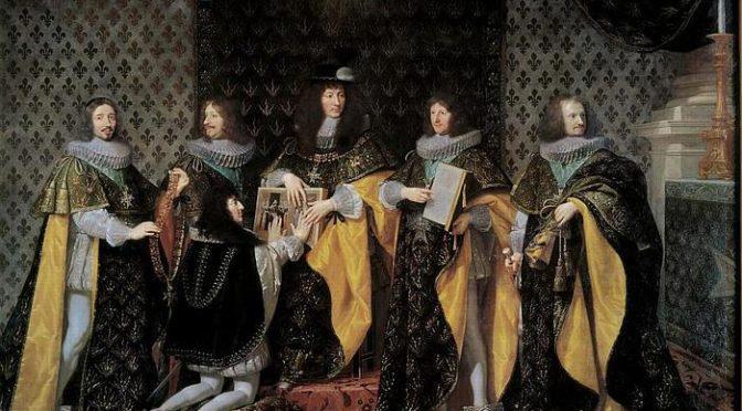 L'Ordre du Saint-Esprit sous Louis XIV : un instrument au service du pouvoir (1643-1715)