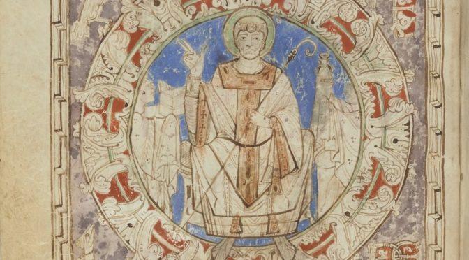 Germain, évêque de Paris (v. 496/500-576), de l'aristocrate burgonde au saint parisien