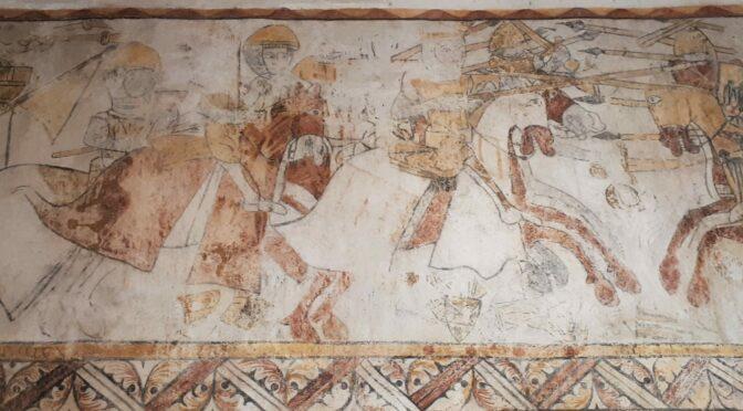Sur les traces d'un lignage médiéval