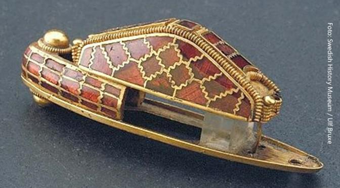 Garnet Jewellery in Early Medieval Sweden
