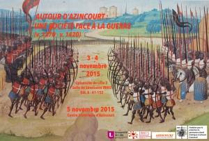 Azincourt-Affiche