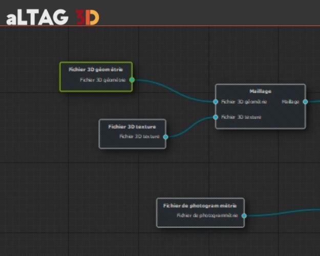 altag3D logiciels d'archivage de projets 3D compatible avec les services CINES