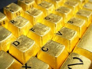 HHKB-Gold-plated-keyboard