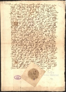 Vlad the Impaler's diploma for Brasov (1456, September 6)