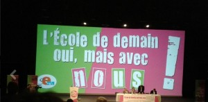 s'engager pour continuer. Photo B.Kermoal DR