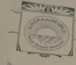 Logo du cinéma du Peuple, photo DR