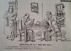 Extrait de l'Almanach populaire de laSFIO, 1938.