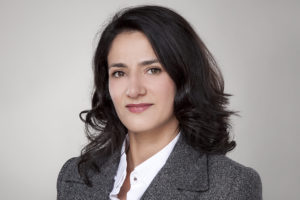 Laila Abu-Er-Rub, portrait