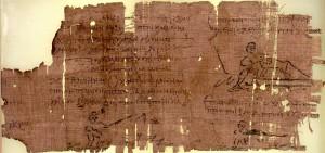 Papyrus d'Héraclès.