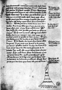Le miroir des âmes Manuscrit Chantilly du XIVe siècle, Musée Condé (wikiwand.com)