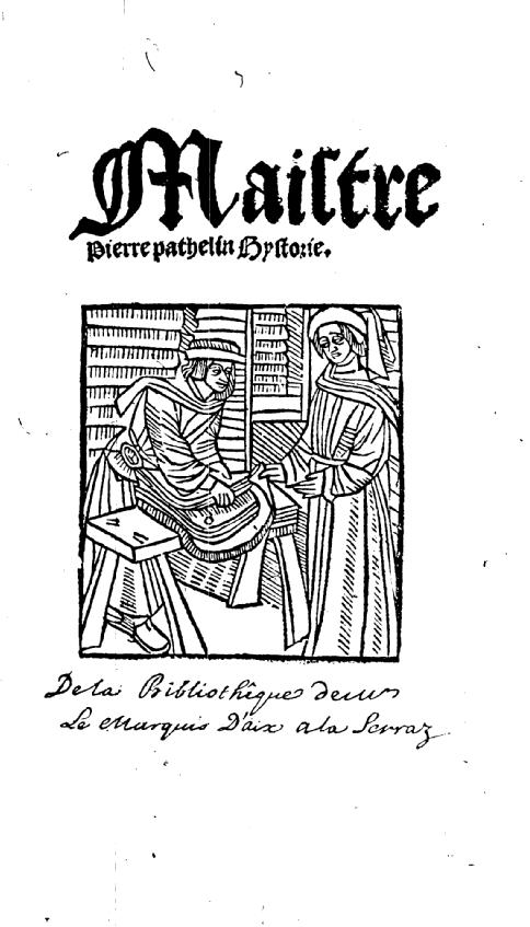 La traduction de vernaculaire en latin entre moyen ge et for Farcical traduction