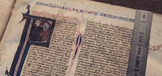 Bible, ms. 1, BM d'Auxerre.