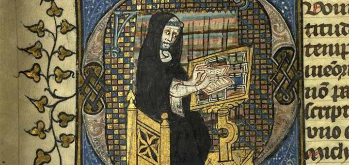 Paris, Bibl. de la Sorbonne, ms. 53, f. 1