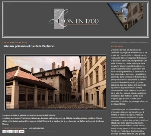Capture_Lyon en 1700