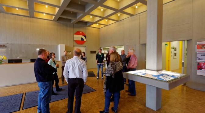 Tag der Archive: Ausstellung und Führungen im Institut für Zeitgeschichte