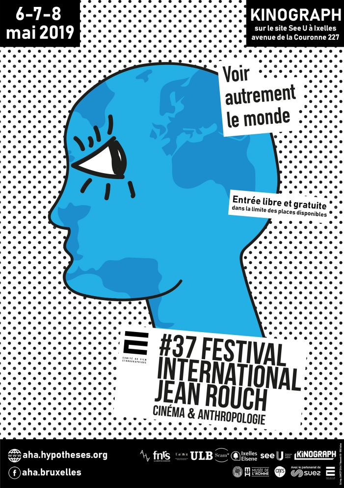 Jean Rouch à Bruxelles 6-8/5/2019