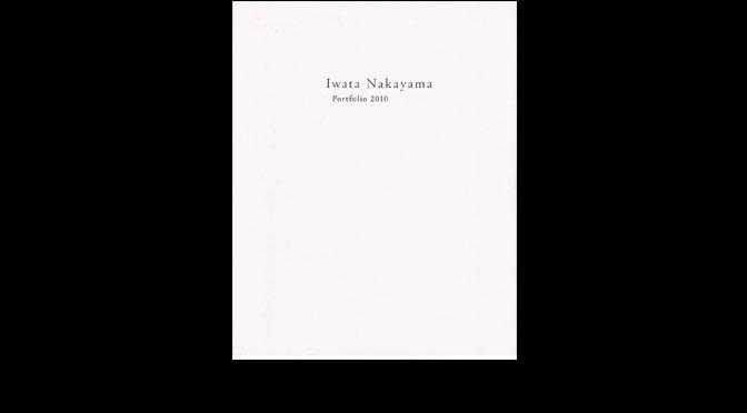 Nakayama Iwata portefolio