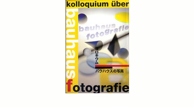 «Kolloquium über Bauhaus-fotografie»