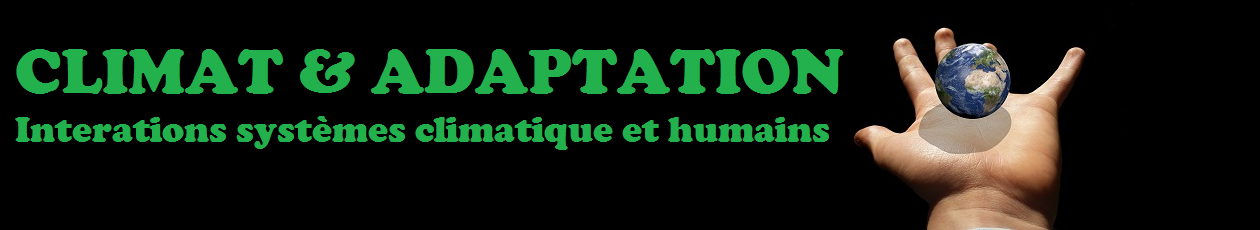 Climat et adaptation