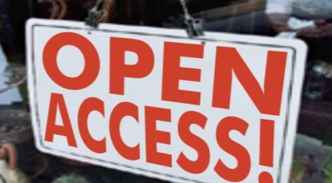 Libre accès aux publications scientifiques – Consultation sur la future loi sur le numérique