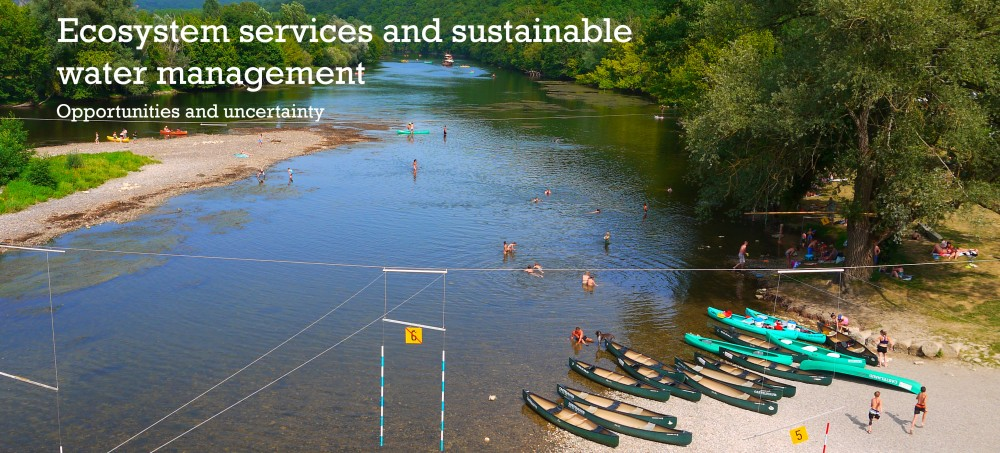 Ecosystem services and sustainable water management