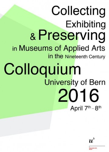 Collecting Exhibiting Preserving 2