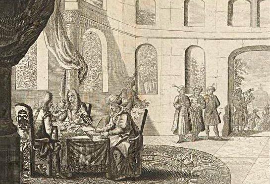 La paix de Passarowitz, Venise et l'Europe Méditerranéenne (1718)