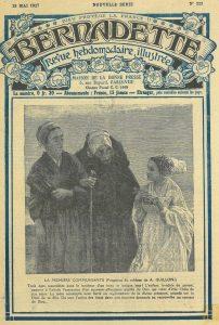 Bernadette n°223, 5 juin 1927