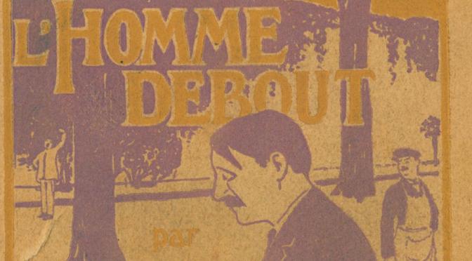 L'homme debout de Roger Dombre