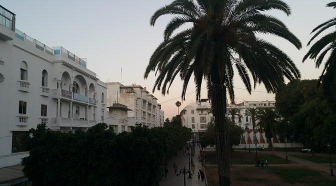 Les mendiants aveugles de Rabat : de la baraka à l'égalité des droits