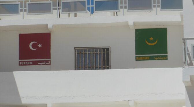 Les influences turques dans l'enseignement de l'islam au Maroc et en Mauritanie