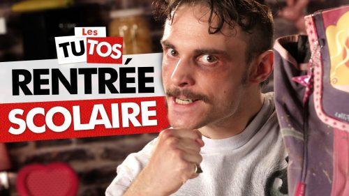 Les Tutos de Jérôme Niel, un format court Canal+