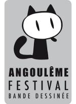 Logo du 38ème festival international de la BD d'Angoulême