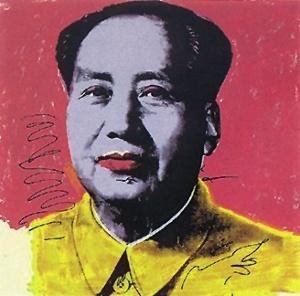 """Andy Warhol, """"Chairman Mao"""", 1972 (ill. 1)"""