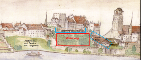 Burganlage Wasserburg