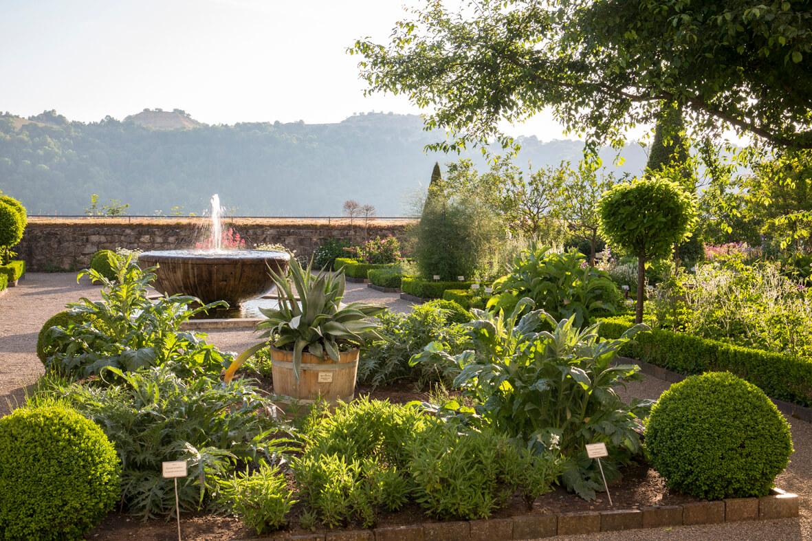 Hortus Eystettensis in der Willibaldsburg