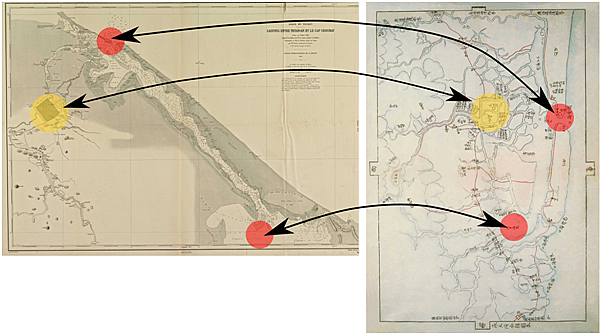 comparaison-entre-deux-cartes-de-1883