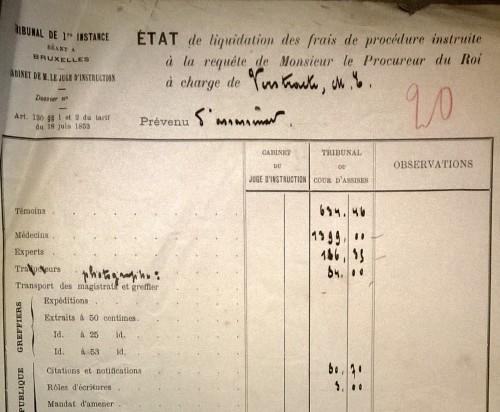 AGR2, Cour d'Assises de Brabant, Case file 1334, 1907.