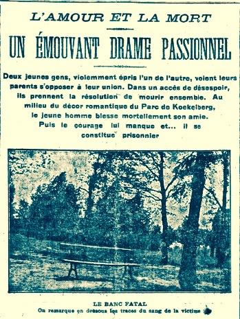 La Dernière Heure, 30/05/1907, p. 1 (Royal Library of Belgium).