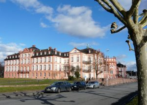 Wiesbaden-Biebrich, Schloss Biebrich. Foto:Verfasser