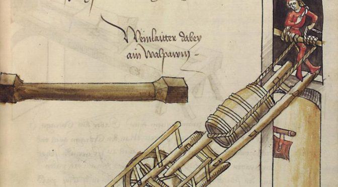 Transkriptionen unplugged #2 – Namen und Vorgänge zur Baugeschichte der Burg Burghausen im 15. Jh.