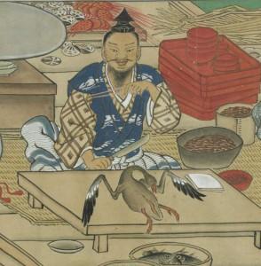 «Trésors du patrimoine écrit» : le Shuhanron emaki