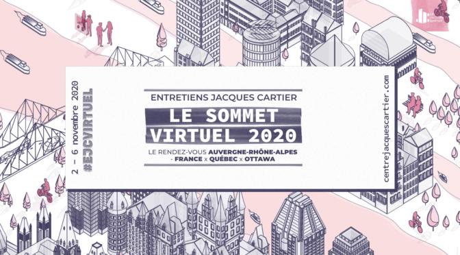 Enjeux et pratiques du numérique dans les institutions culturelles : regards croisés, le 4 novembre 2020 à 15h.