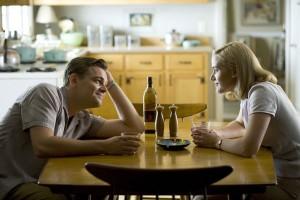Leonardo DiCaprio et Kate Winslet dans Revolutionary Road (2008)