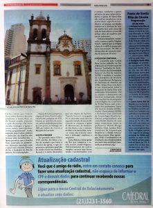 Jornal Testemunho de Fé. 2