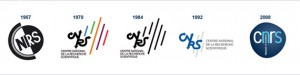 logos CNRS