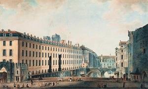 Vue-de-lHotel-Dieu-au-XIXe-siècle