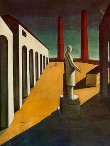 Giorgio-de-Chirico-LEnigme-dun-jour-1914-MOMA