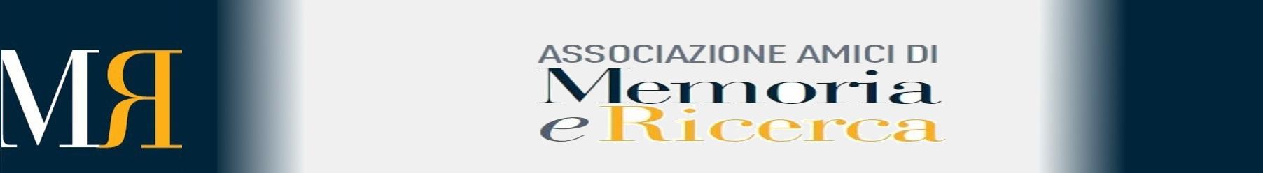 Associazione Amici di Memoria e Ricerca