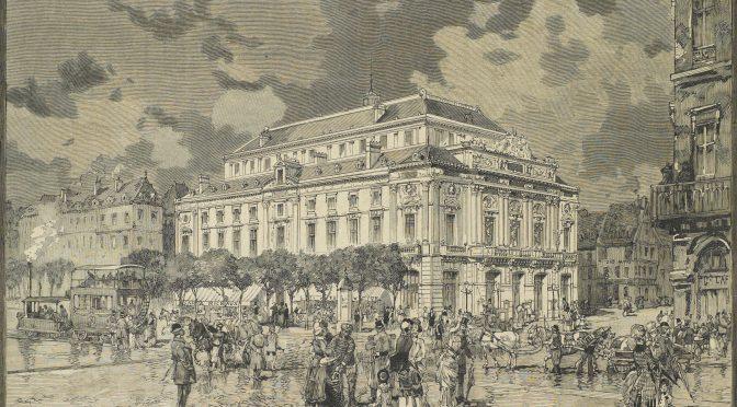 Le deuxième Théâtre des Arts de Rouen (1882-1940)
